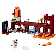 LEGO Minecraft 21122 The Nether Fortress - Building Kit