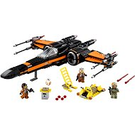 LEGO Star Wars 75102 Poe's X-Wing Fighter - Building Kit
