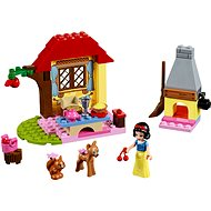 LEGO Juniors 10738 Snow White's cottage in the forest - Building Kit
