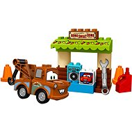 LEGO DUPLO Cars TM 10856 Mater's Shed - Building Kit