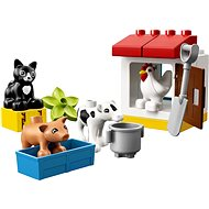 LEGO DUPLO Town 10870 Farm Animals - LEGO Building Kit