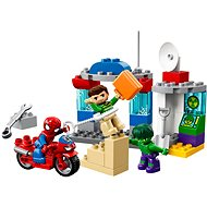 LEGO DUPLO Super Heroes 10876 Spider-Man & Hulk Adventures - Building Kit