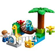 LEGO DUPLO 10879 Gentle Giants Petting Zoo - Building Kit