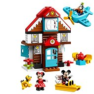 LEGO DUPLO Disney 10889 Mickey's Vacation House - LEGO Building Kit