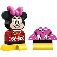 LEGO DUPLO Disney 10897 My First Minnie Build - Building Kit