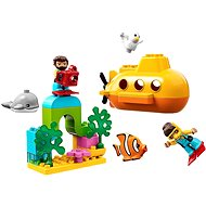 LEGO DUPLO Town 10910 Submarine Adventure - LEGO Building Kit