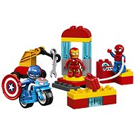 LEGO DUPLO Super Marvel Heroes 10921 Super Heroes Lab - LEGO Building Kit