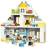LEGO DUPLO Town 10929 Modular Playhouse - LEGO Building Kit