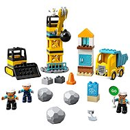 LEGO DUPLO Town 10932 Wrecking Ball Demolition - LEGO Building Kit