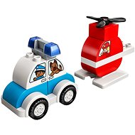 LEGO DUPLO My First 10957 Fire Helicopter & Police Car