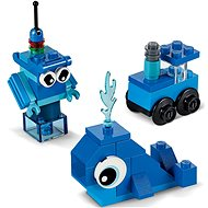 LEGO Classic 11006  Creative Blue Bricks - LEGO Building Kit