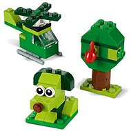 LEGO Classic 11007 Classic Creative Green Bricks - LEGO Building Kit