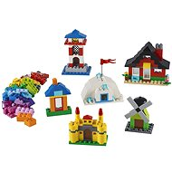 LEGO Classic 11008 Bricks and Houses - Building Kit