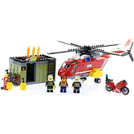 LEGO City 60108 Fire Response Unit - Building Kit