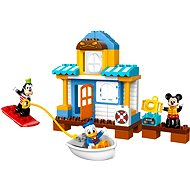 LEGO DUPLO 10827 Mickey & Friends Beach House - Building Kit