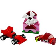 LEGO Classic 10707 Red Creativity Box - Building Kit