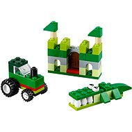 LEGO Classic 10708 Green Creativity Box - Building Kit