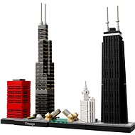 LEGO Architecture 21033 Chicago - Building Kit