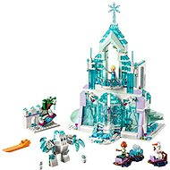 LEGO Disney Princess 41148 Elsa's Magical Ice Palace - Building Kit