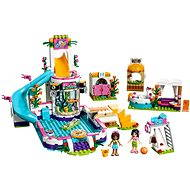 LEGO Friends 41313 Heartlake Summer Pool - Building Kit
