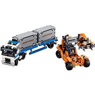 LEGO Technic 42062 Container Yard - Building Kit
