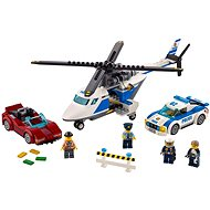 LEGO City 60138 High-speed Chase - Building Kit