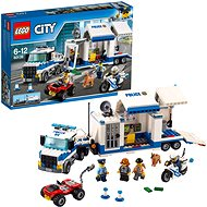 LEGO City 60139 Mobile Command Center - Building Kit