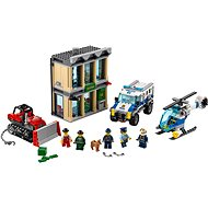 LEGO City 60140 Bulldozer Break-in - Building Kit