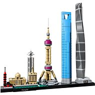 LEGO Architecture 21039 Shanghai - Building Kit