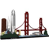 LEGO Architecture 21043 San Francisco - Building Kit