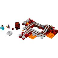 LEGO Minecraft 21130 The Nether Railway - Building Kit