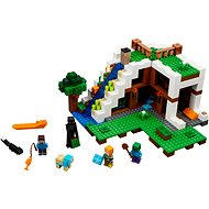 LEGO Minecraft 21134 Secret Waterfall Escape - Building Kit