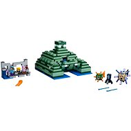 LEGO Minecraft 21136 The Ocean Monument - Building Kit