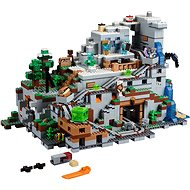 LEGO Minecraft 21137 The Mountain Cave - Building Kit