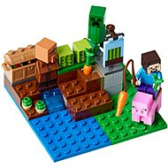 LEGO Minecraft 21138 The Melon Farm - Building Kit
