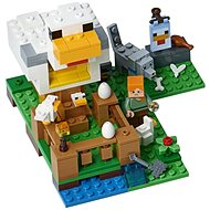 LEGO Minecraft 21140 Chicken Coop - LEGO Building Kit
