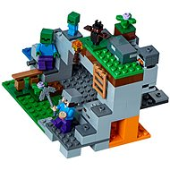 LEGO Minecraft 21141 The Zombie Cave - Building Kit