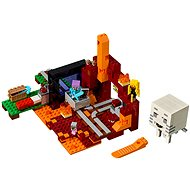 LEGO Minecraft 21143 The Nether Portal - Building Kit