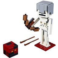 LEGO Minecraft 21150 Minecraft Skeleton BigFig with Magma Cu - Building Kit