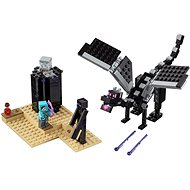 LEGO Minecraft 21151 The End Battle - Building Kit
