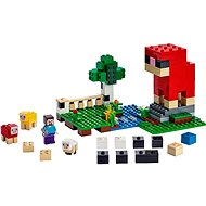 LEGO Minecraft 21153 The Wool Farm - Building Kit