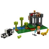 LEGO Minecraft 21158 The Panda Nursery - LEGO Building Kit