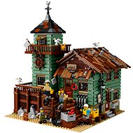 LEGO Ideas 21310 Old Fishing Store - Building Kit