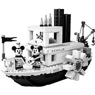 LEGO 21317 Ideas, Steamboat Willie - LEGO Building Kit