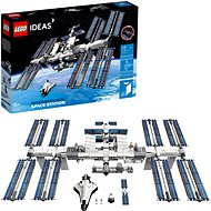 LEGO Ideas 21321 International Space Station - LEGO Building Kit