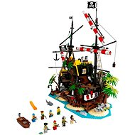 LEGO Ideas 21322 Pirates of Barracuda Bay - LEGO Building Kit