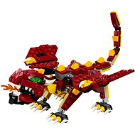 LEGO Creator 31073 Mythical Creatures - Building Kit