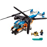 LEGO Creator 31096 Dual-Rotor Helicopter - Building Kit