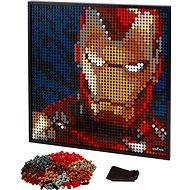LEGO ART 31199 Marvel Studios Iron Man - LEGO Building Kit