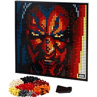 LEGO ART 31200 Star Wars - Sith - LEGO Building Kit